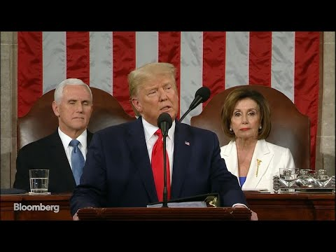 Trump: The State of Our Union is Strong