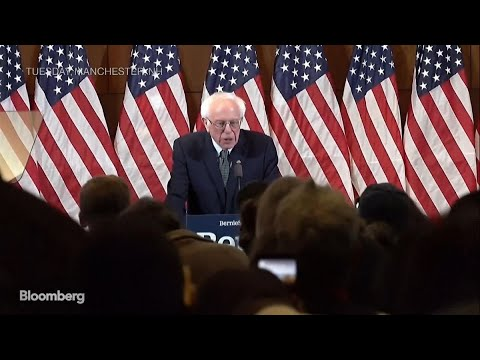 Sanders Says the Economy Is Booming for the Top 1%