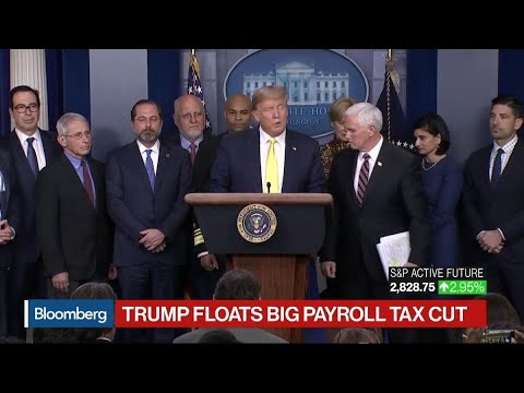 Trump to Lay Out Economic Relief Plan