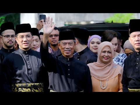 Malaysian King Names Muhyiddin as Prime Minister