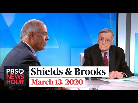 Shields and Brooks on leadership in a time of crisis
