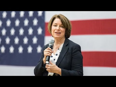 Klobuchar to End 2020 Presidential Campaign