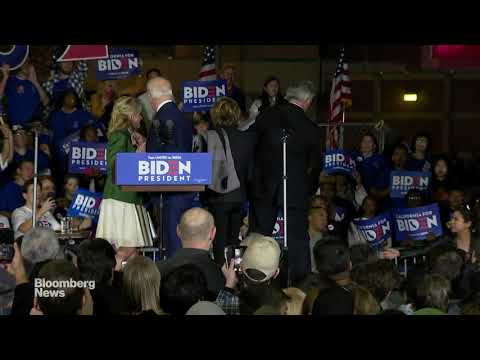 Dairy Protesters Are No Match for Jill Biden at Husband's Rally