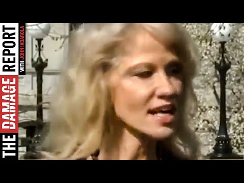 Kellyanne Fights Reporter Over WH Pandemic Response