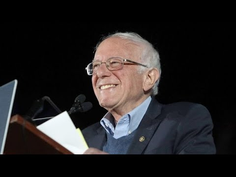 Bernie Sanders Wins Home State of Vermont in Super Tuesday Vote