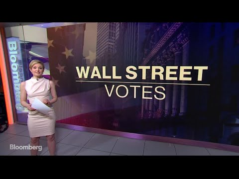 Wall Street Focuses on Trade in Election