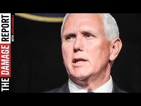 Mike Pence's Past Catches Up With Him